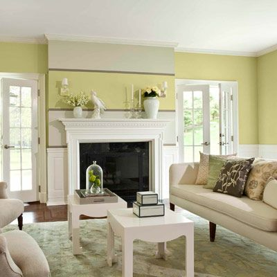 A series of spring castleton mist design diva yyc for Best colors for small spaces